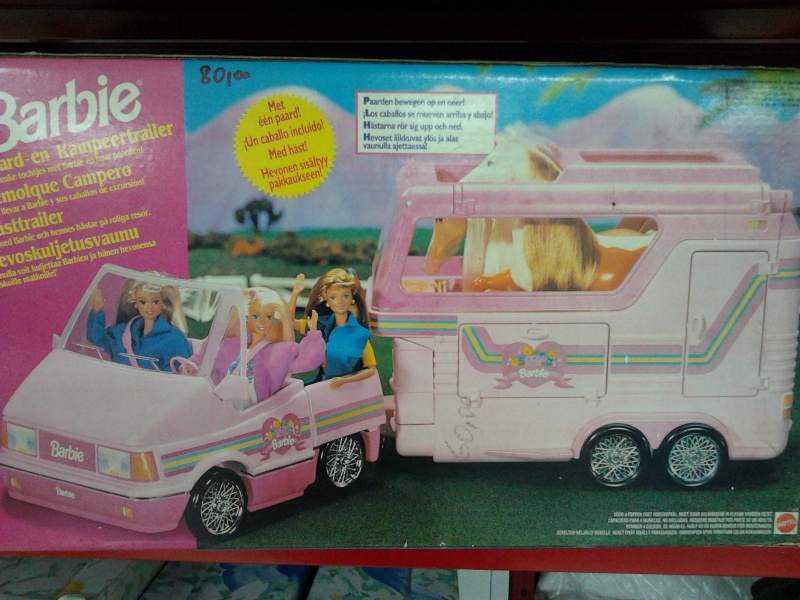 LOTTO PLAY SET BARBIE. ULTIMI A DISPOSIZIONE 2014-017