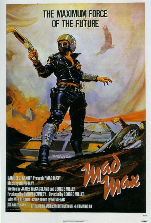1979 - Mad Max - G Miller Affmm110
