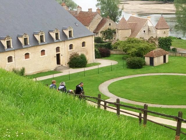 Parc Floral d'Apremont sur Allier 22210