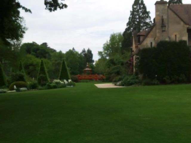 Parc Floral d'Apremont sur Allier 23410