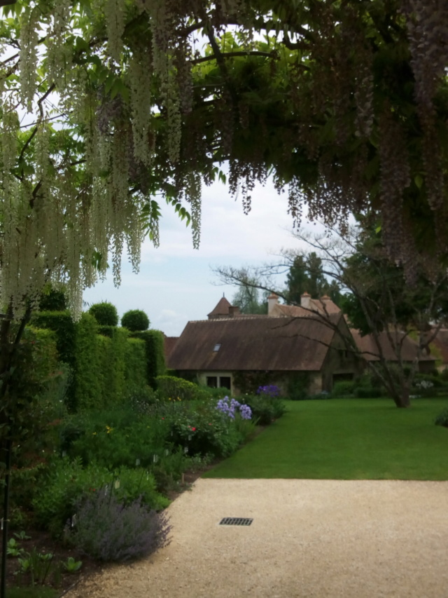 Parc Floral d'Apremont sur Allier 23810