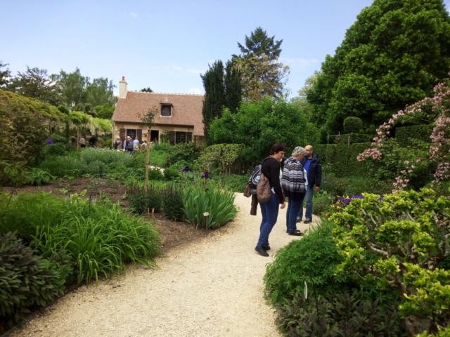Parc Floral d'Apremont sur Allier 24310