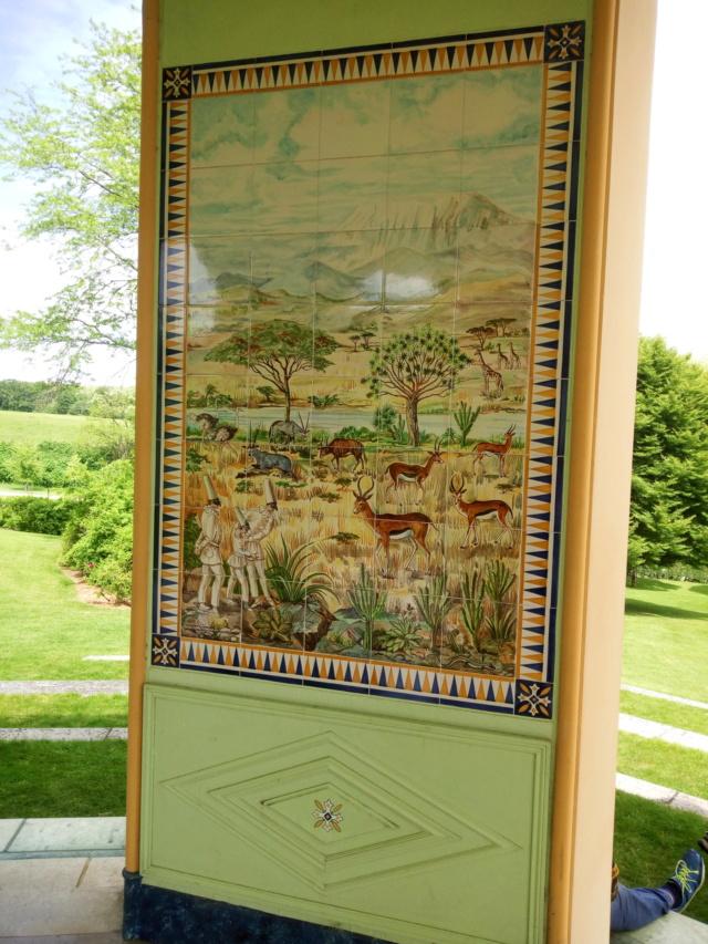 Parc Floral d'Apremont sur Allier 25610