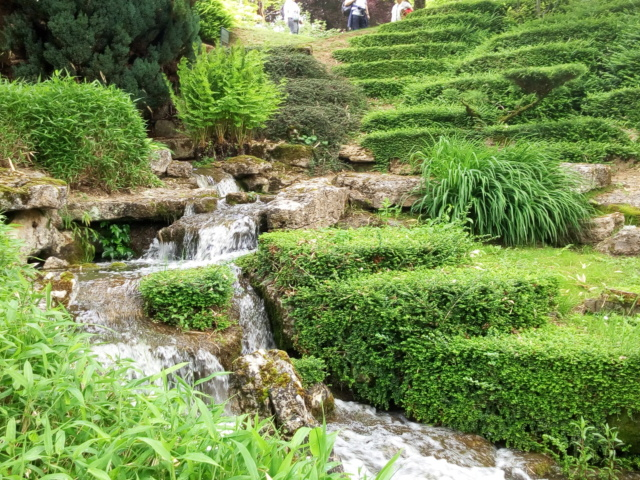 Parc Floral d'Apremont sur Allier 26610