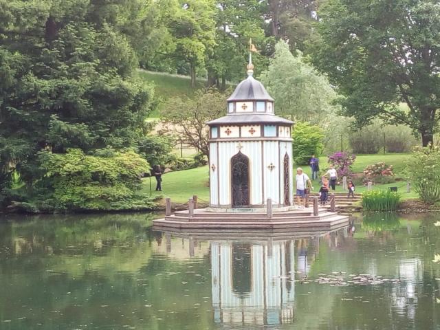 Parc Floral d'Apremont sur Allier 26910