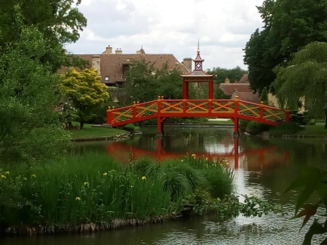 Parc Floral d'Apremont sur Allier 27210