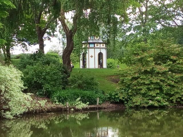 Parc Floral d'Apremont sur Allier 27310