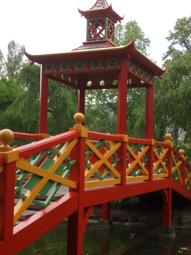 Parc Floral d'Apremont sur Allier 27910