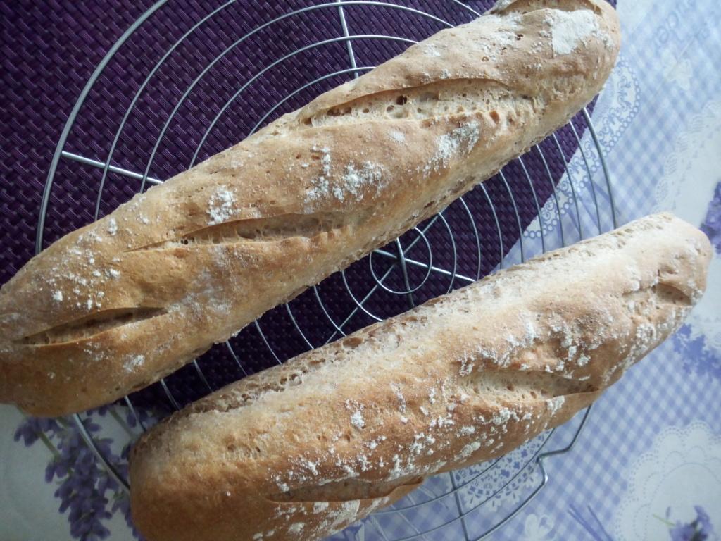 Nos pains du jour - Page 38 Jambon16