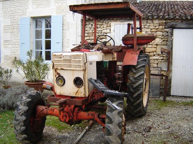 Tracteur Avto T40 T4010