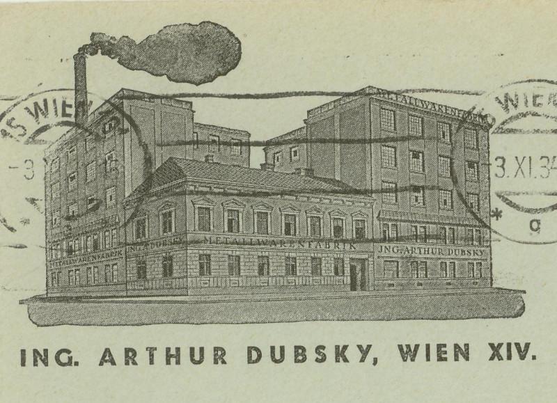 Werbeumschläge und -karten aus Österreich Fabrik11