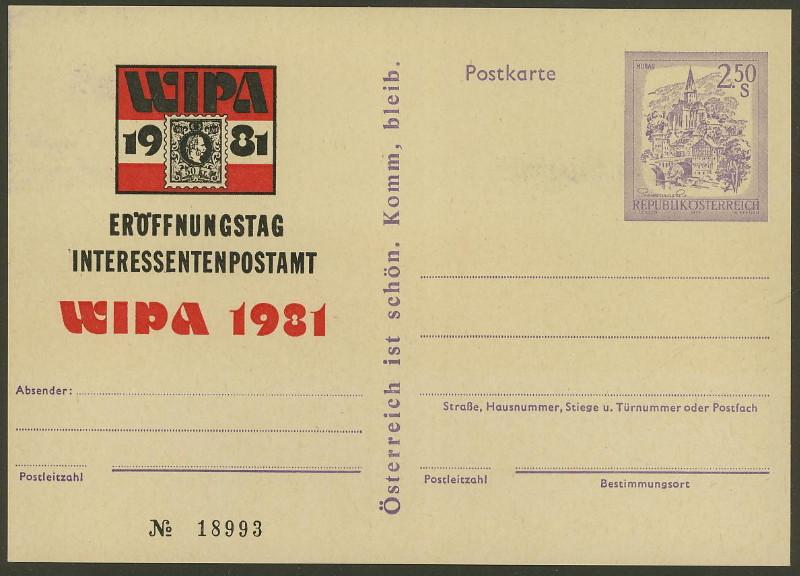 """Wertstempel """"Schönes Österreich"""" - Zudrucke auf Ganzsachen - Seite 2 P_448_10"""