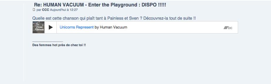 HUMAN VACUUM - Enter the Playground : DISPO !!!!! Captur10
