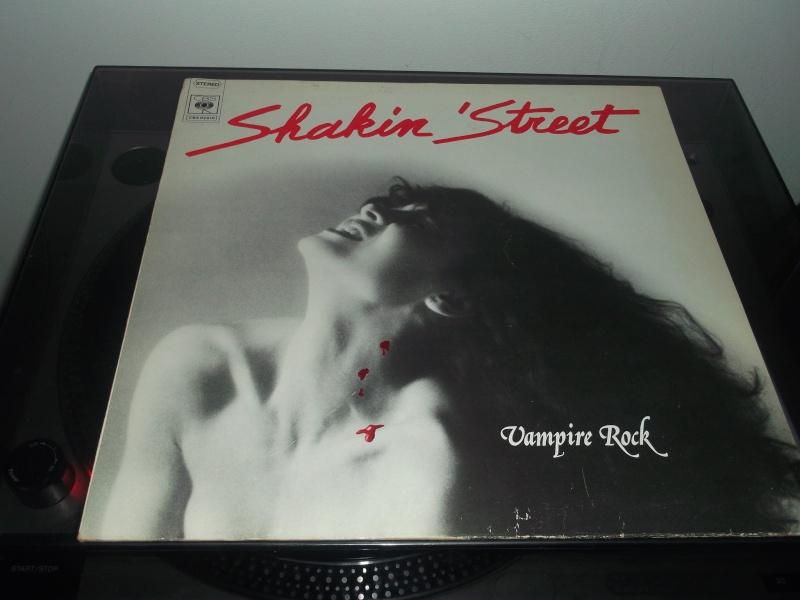 SHAKIN STREET  (1980) 15574210
