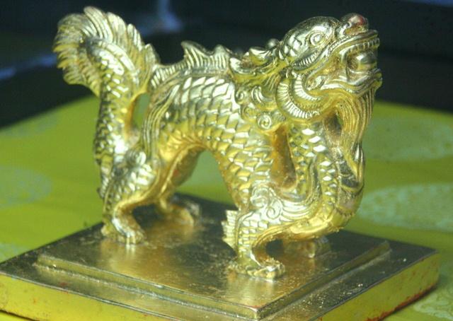 11 chiếc ấn rồng vàng tinh xảo của triều Nguyễn 20514-10