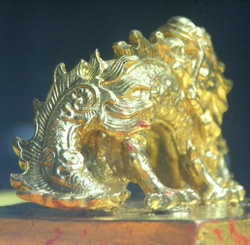 11 chiếc ấn rồng vàng tinh xảo của triều Nguyễn 20517-10