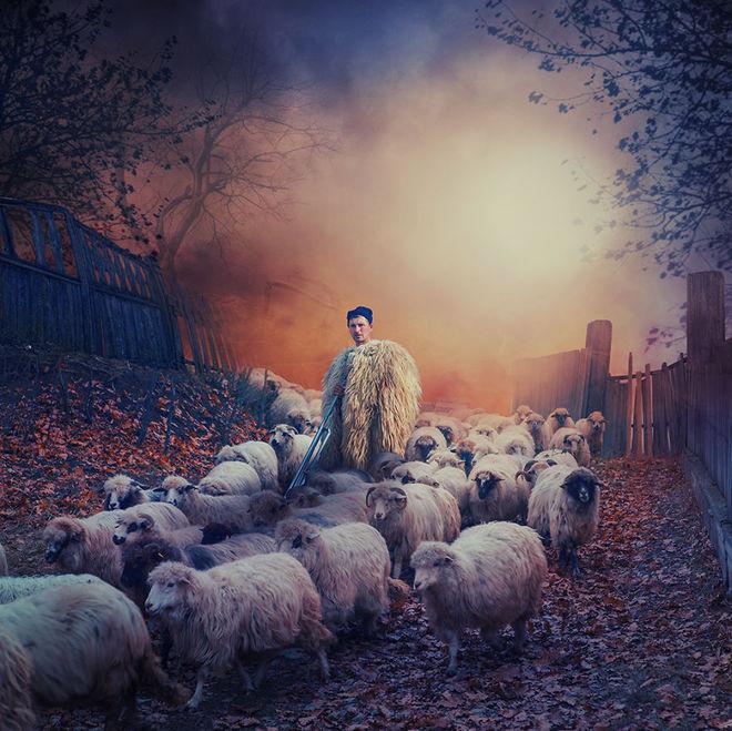 Thế giới tưởng tượng trong loạt ảnh photoshop Leadin10