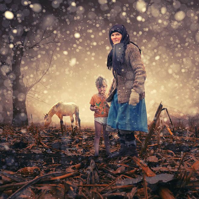 Thế giới tưởng tượng trong loạt ảnh photoshop Nothin10
