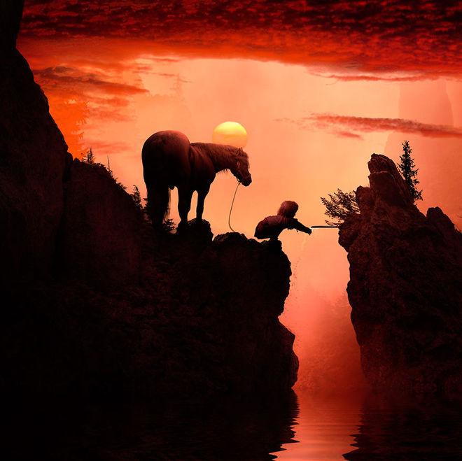 Thế giới tưởng tượng trong loạt ảnh photoshop The-ri10