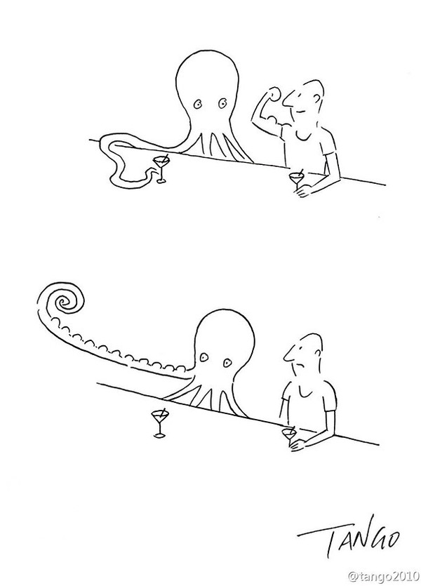 Bộ tranh đơn giản hài hước Thich-11