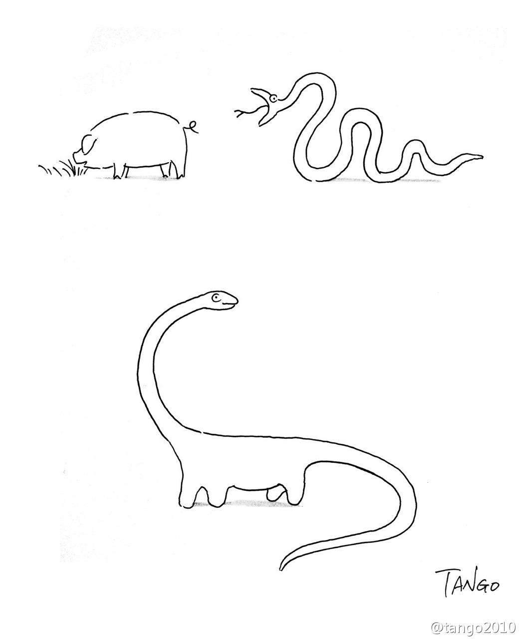 Bộ tranh đơn giản hài hước Tumblr10