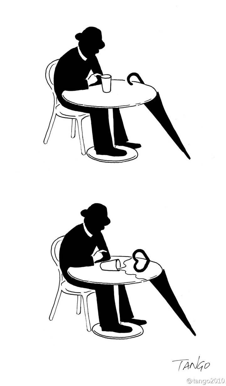 Bộ tranh đơn giản hài hước Tumblr12
