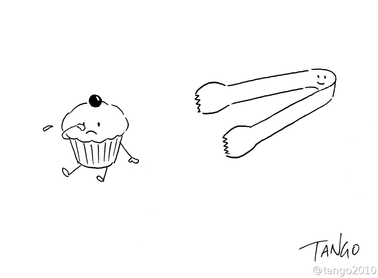 Bộ tranh đơn giản hài hước Tumblr18