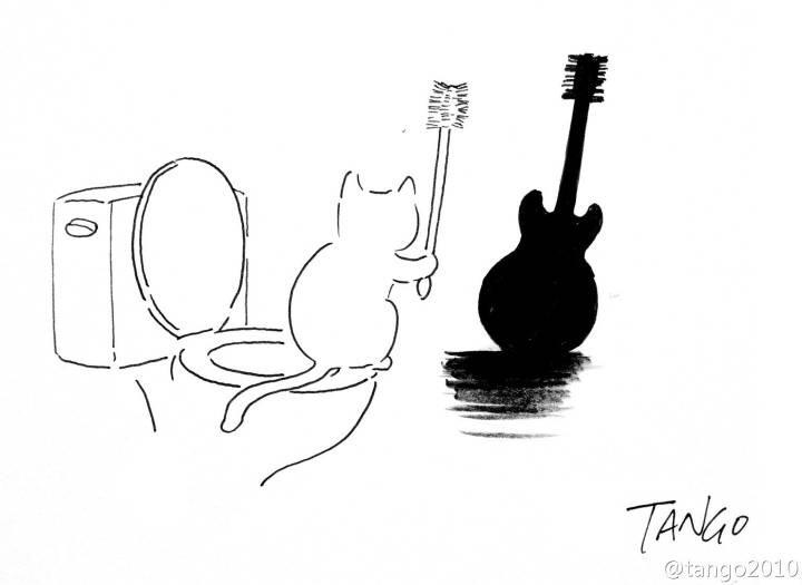 Bộ tranh đơn giản hài hước Tumblr19