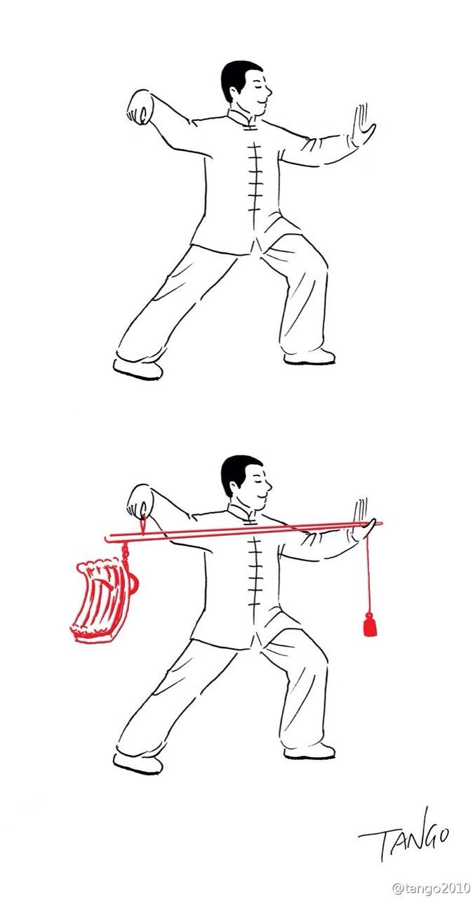 Bộ tranh đơn giản hài hước Tumblr22