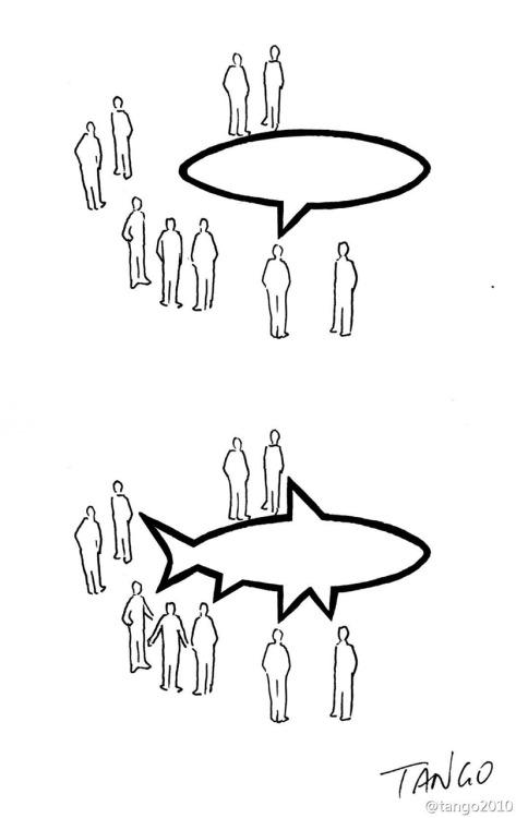 Bộ tranh đơn giản hài hước Tumblr25