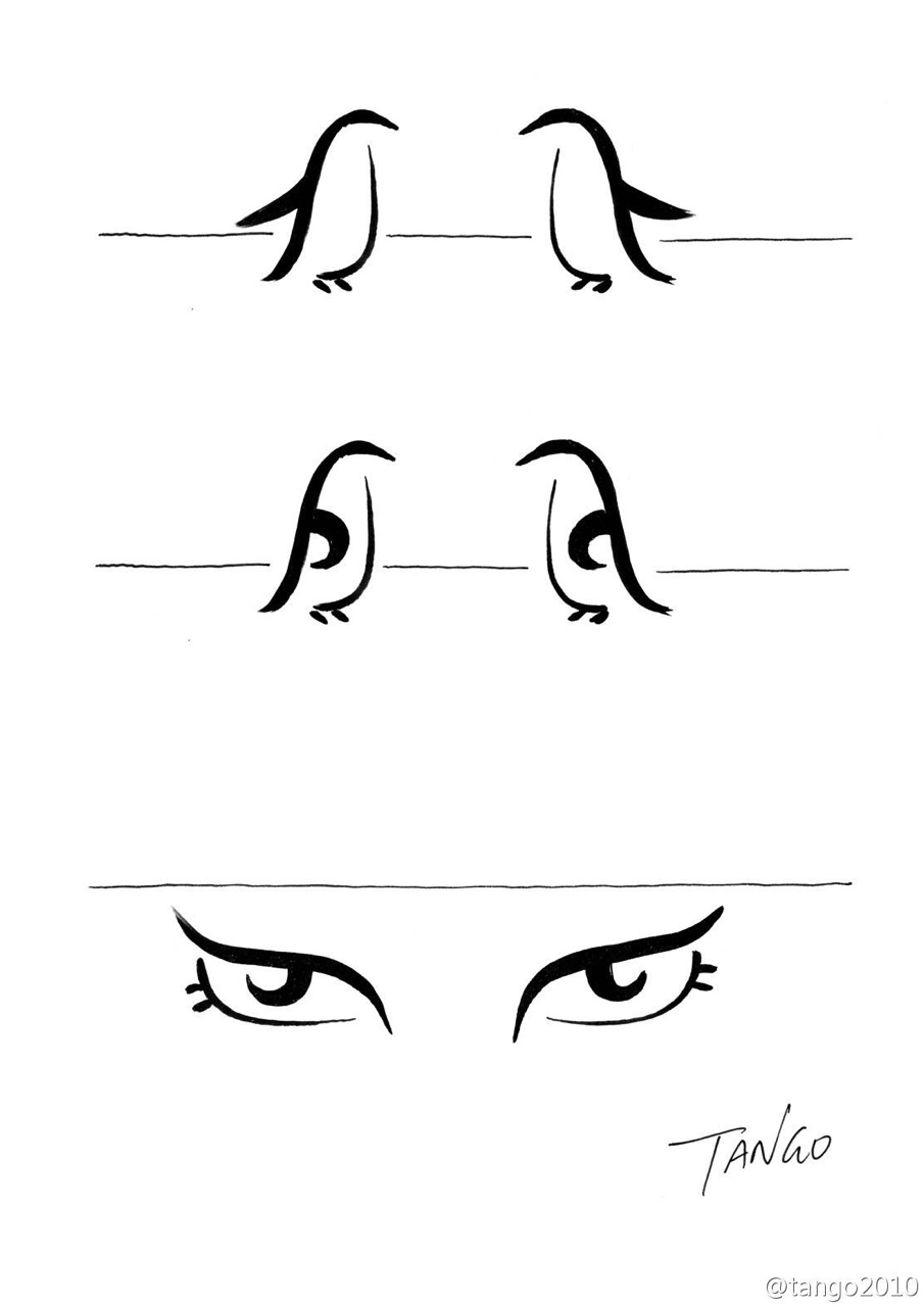 Bộ tranh đơn giản hài hước Tumblr27