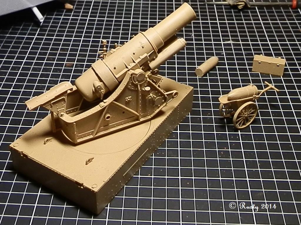 Obusier de 305mm Modèle 1916 Skoda [Takom 1/35] Pc041011