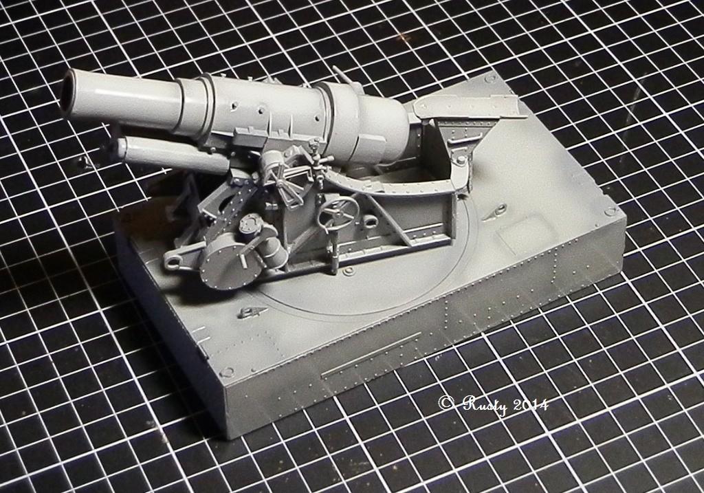 Obusier de 305mm Modèle 1916 Skoda [Takom 1/35] Pc071010