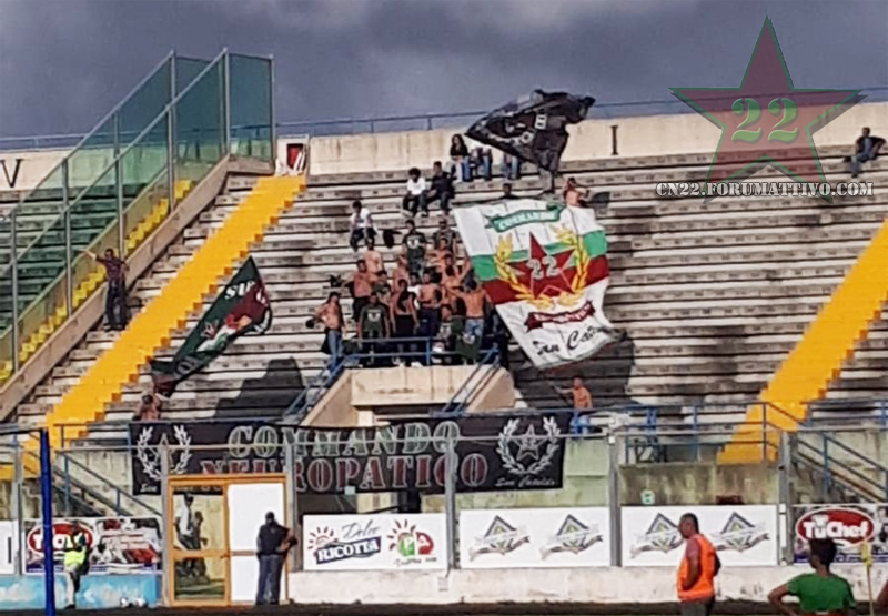 Stagione Ultras 2018-2019 1a10