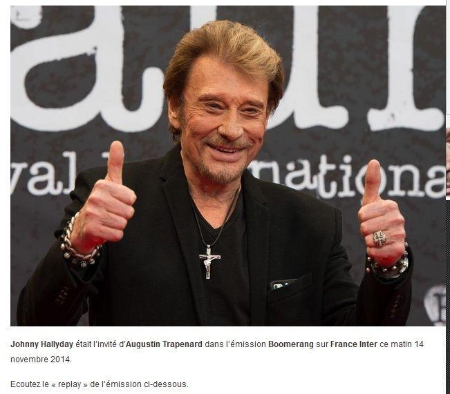 Johnny..France Inter 14 nov 2014 Captur38