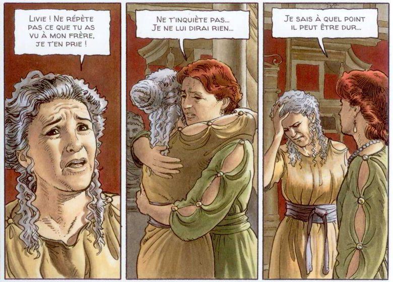 Alix Senator 3 : La conjuration des rapaces - Page 2 Akix_s11