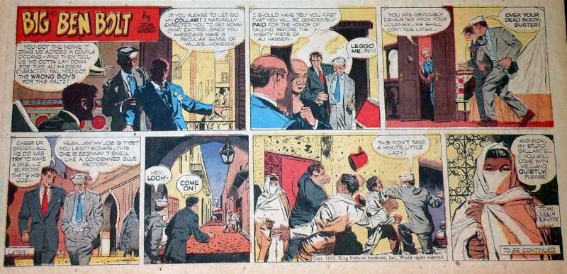 """""""Quatre boules de cuir"""" (Big Ben Bolt) - Page 2 Bigben12"""