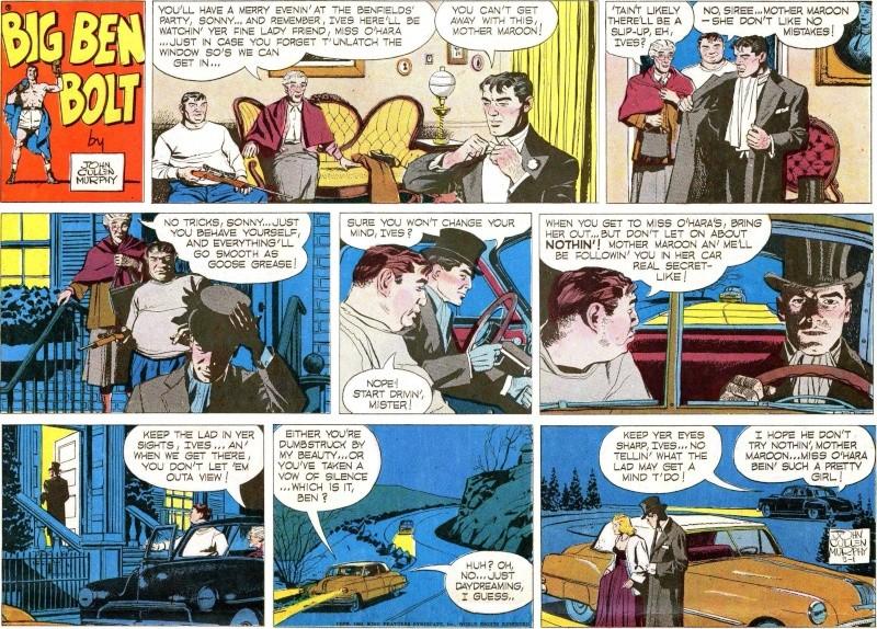"""""""Quatre boules de cuir"""" (Big Ben Bolt) - Page 2 Bigben13"""
