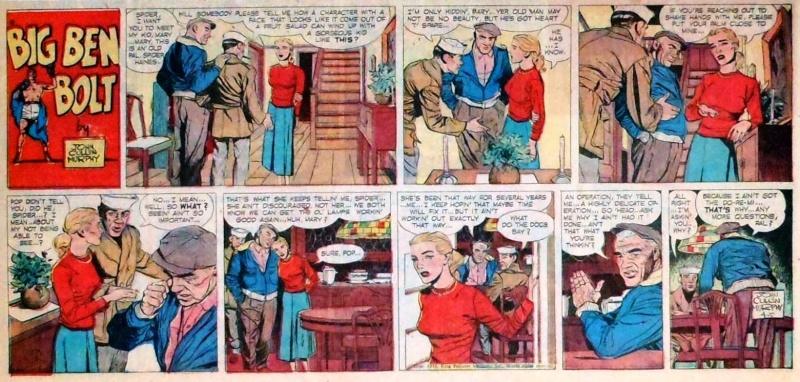 """""""Quatre boules de cuir"""" (Big Ben Bolt) - Page 2 Bigben14"""