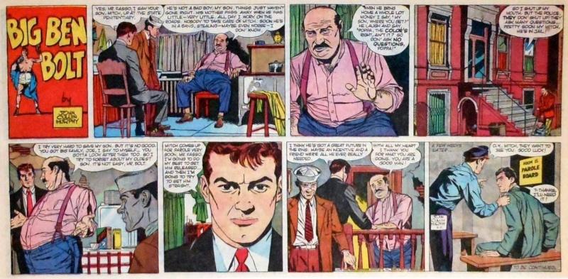 """""""Quatre boules de cuir"""" (Big Ben Bolt) - Page 2 Bigben16"""