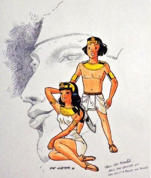 Papyrus par De Gieter - Page 2 De_gie10