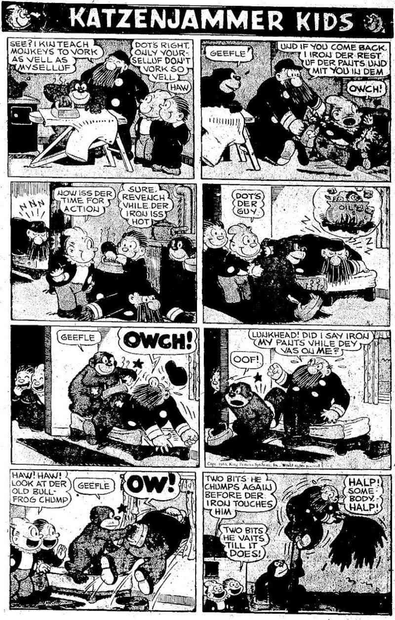 The Katzenjammer Kids (Pim Pam Poum) - Page 3 Kk195311