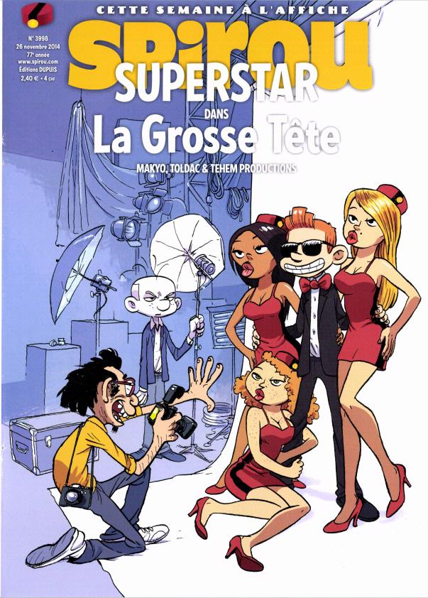 Spirou ... le journal - Page 11 Spin10