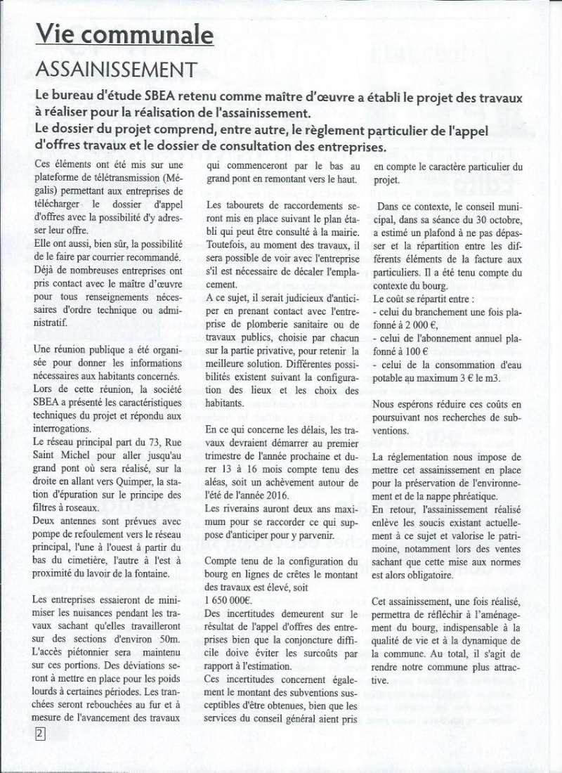 Bulletin d'information de Brasparts n°43 0211