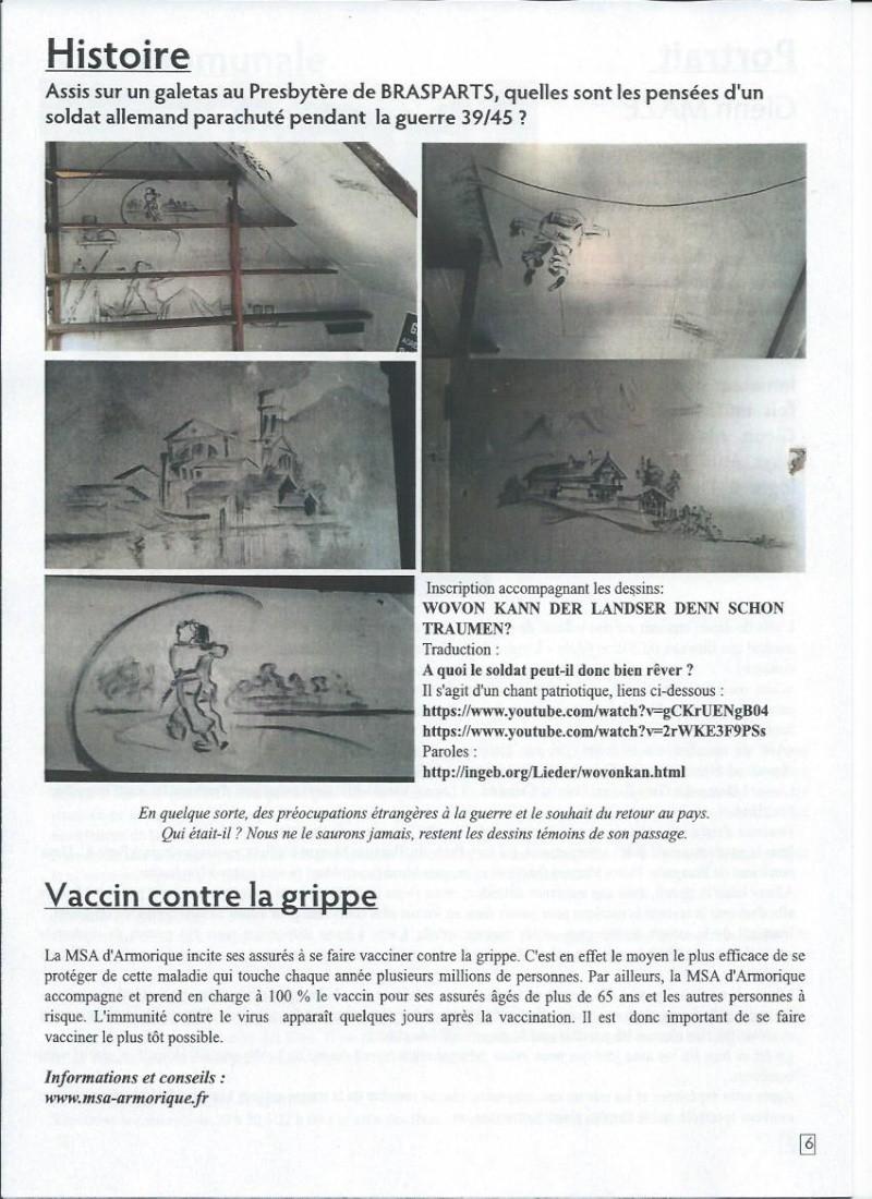 Bulletin d'information de Brasparts n°43 0611