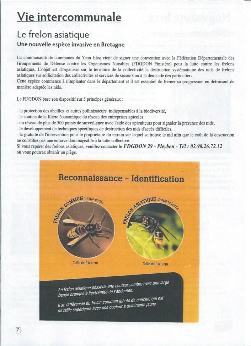 Bulletin d'information de Brasparts n°43 0711