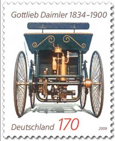 Kleb Dir einen Daimler 0147