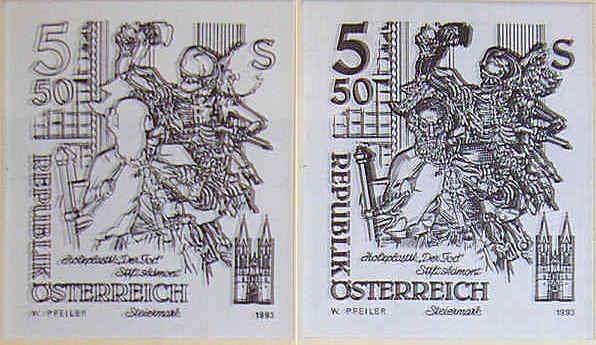 """Freimarkenserie """"Kunstwerke aus Stiften und Klöstern"""" 0550_a13"""