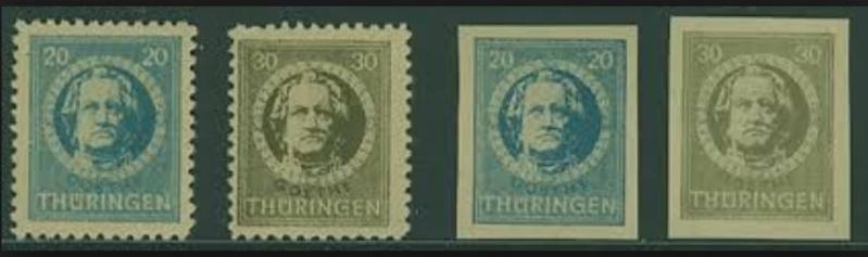 Thüringen (OPD Erfurt) -Sowjetische Besatzungszone- Thyrin11