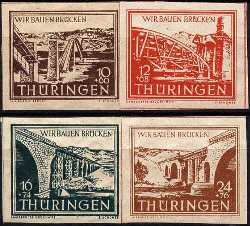Thüringen (OPD Erfurt) -Sowjetische Besatzungszone- Thyrin12